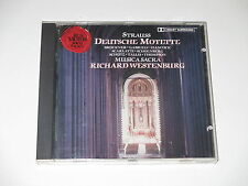 CD/STRAUSS/DEUTSCHE MESSE/BRUCKNER/GABRIELI/HANCOCK/WESTENBURG/RCA 09026 60970 2