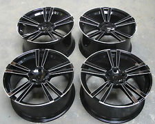 "22"" SPLIT SPOKE ALLOY WHEELS FITS AUDI Q7 PORSCHE CAYANNE PANAMERA 5X130 CONCAVE"