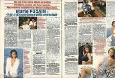 Coupure de presse Clipping 1994 Marie Fugain  (2 pages)