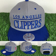 Mitchell and Ness Los Angeles Clippers NBA Top Shelf Snapbacks Caps Hats cap