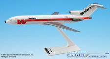 Flight Miniatures Western Airlines Boeing 727-200 1:200 Scale Mint in Box