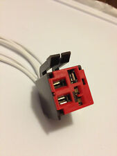 Ford Computer Electronic Engine Control Relay Harness Connector Socket Plug NOS