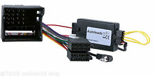 Opel Astra H Radio Adaptador Can-Bus volante control remoto Interface Sony Pioneer