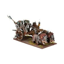 Mantic games kings of war-orc gore chariot