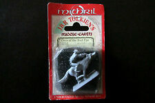 OOP Lord Of The Rings / Mithril Miniatures Chaos M314 Orc On Charging Warg BNIB