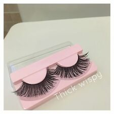 Thick False Eyelashes Like Red Cherry Ardell Lilly Lashes Huda Eylure Unicorn