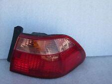 99 00 Honda Accord Taillight Rear Tail Lamp 1999 2000 Sedan Factory OEM