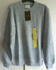 BNWT Original WEATHERPROOF Vintage Grey Sweatshirt Jumper Top - Size Small