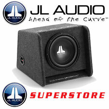 "JL Audio JL CP110-W0V3 10"" inch 25 cm 300W Single Ported Car Sub Woofer Bass Box"