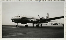 PHOTO ANCIENNE - VINTAGE SNAPSHOT - AVION CIEL DE GASCOGNE AIR FRANCE - PLANE