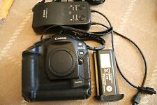 Canon EOS 1Ds 11.1 MP Digital SLR Camera Body, 61.5K shutter count