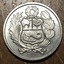 PIECE DE 100 SOLES DE ORO DEL PERU 1980 (51)