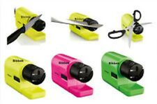Silvercrest electric all purpose sharpener, rose et jaune couleur disponible