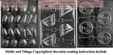 Anchor Lolly Candy Mold,Sailboat Lolly Chocolate Mold Shea Shell Candy mold