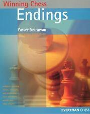 Winning Chess - Everyman Chess: Winning Chess Endings by Yasser Seirawan...