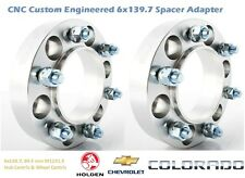 4WD Wheel Spacer Adapters 35 mm 6x139.7, Colorado 99.5 mm Hub Centric 2 PCS