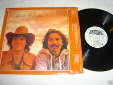 BRAULT ET FRECHETTE Self-Titled LP 1979 Quebec Rock VG/VG+ Apex Records Canada