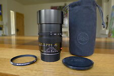 Leica Summicron M 90mm f/2 lens Excellent+++ Mint glass M M9 M240 M10