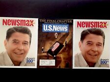 Newsmax Reagans 100th His Legacy Lives On U S News & World Report 3 Magazines