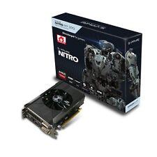 SAPPHIRE NITRO Radeon R7 370 2GB GDDR5 PCI-E HDMI/DVI-I/DVI-D/DP GRAPHIC CARD