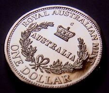 2016 $1 (One Dollar) 'C' Canberra Privy Mark Australias First Mint 's UNC Coin