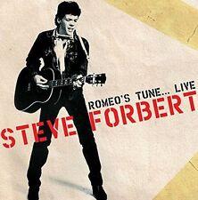 STEVE FORBERT - Here's Your Pizza / Live (CD, 1997, Demon Recs) BRAND NEW IMPORT