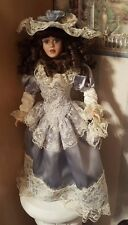 "Heritage Signature Collection Porcelain Doll, Victorian Doll ""Vanessa"""