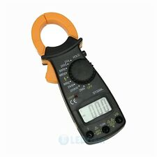 New Handheld Needle Clamp Multimeter Ammeter Tester AC Voltage Amp