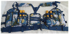 07's series China PLA Navy Marine Digital Camo Combat Tactical Vest,Set,A
