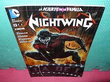 NIGHTWING - N.4 - LA MUERTE DE LA FAMILIA
