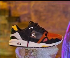 Le Coq Sportif LCS R1000 x HAL Highs and Lows Black Swan Sz 6 Mens Or 7.5 Women