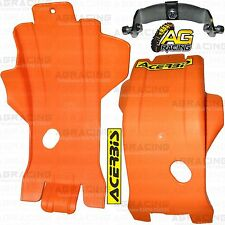 Acerbis Orange Skid Plate Sump Guard For KTM SX/F 250 2014 14 Motocross Enduro