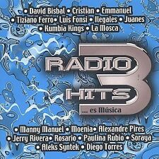 Various : Radio Hits 3: Es Musica CD (2003)