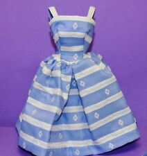 Vintage Barbie Reproduction #969 SUBURBAN SHOPPER Dress MINT! REPRO