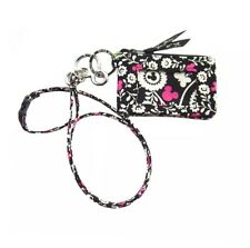 *NEW* Vera Bradley MICKEY MEETS BIRDIE Disney Zip ID Case and Lanyard