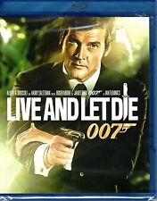 Live and Let Die (Blu-ray Disc, 2008, Checkpoint; Sensormatic; Widescreen)