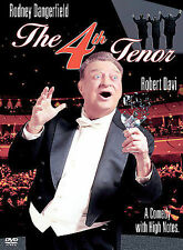 The 4th Tenor, Very Good DVD, Dom Irrera, Richard Libertini, Jacob Urrutia, Elsa