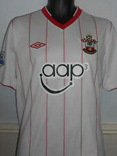 Southampton Away Football Shirt Jersey (2012/2013* LALLANA 20) large men's #163