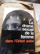 le drame sexuel de la femme dans l'orient arabe par Youssef el Masry
