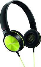 PIONEER SE-MJ522-Y STEREO HEADPHONES - ON EAR BLACK & YELLOW - NEW & SEALED