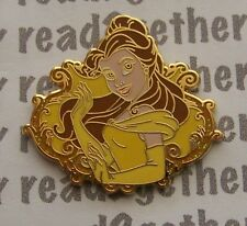 Disney Pin Princess Booster Collection Belle Beauty and the Beast