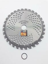 "2pk-8""-32t ""RENEGADE BLADE®"" CARBIDE brush cutter Trimmer BLADES, 203mm dia."