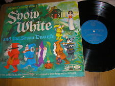 SNOW WHITE & THE SEVEN DWARFS POLLY JAMES-MIKE SAMMES SINGERS-BRIAN FAHEY MFP