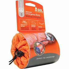 SOL Emergency Bivvy Bivy Sleeping Bag AMK Scouts Camping Hunting Shelter