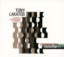 TONY LAKATOS - STANDARD TIME  CD NEU