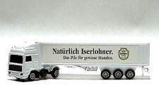 Iserlohner - Biertruck-Nr.03 - Volvo F12 SZ - KW 40 € - Natürlich Iserlohner OVP