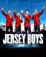Jersey Boys [Cast] (50597) 8x10 Photo