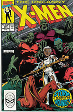 UNCANNY X-MEN 265...NM-...1990...Storm Origin!...Bargain!