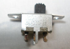 CW Micro-Miniature Slide Switch, SPDT, Through Hole or Panel Mount-FREE SHIPPING
