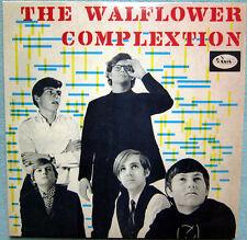 Walflower Complextion, 2-LP, Garage, rare deleted Little Indians RE, Wallflower